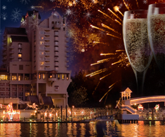 Coeur d'Alene Resort New Year's Eve