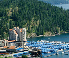 Coeur d'Alene Resort Seasonal Adventure Guide