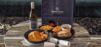 Gourmet Dining To-Go at The Coeur d'Alene