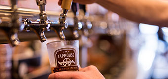 Taphouse Unchained at The Coeur d'Alene Resort