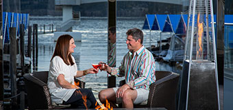 Coeur d'Alene Resort Whispers Lounge