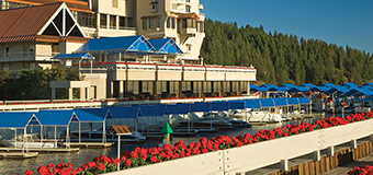 coeur d'alene resort on the lake