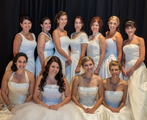 Inland Northwest Brides enjoy wearing their dresses a second time