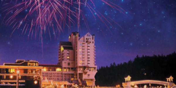 Fourth of July at The Coeur d'Alene Resort