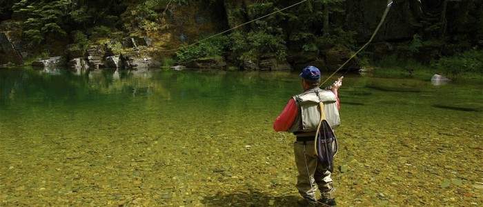 Poetry in Motion: Fly Fishing in North Idaho