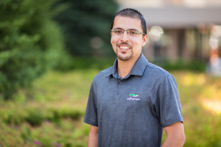 """Meet Michael Jimenez: the mastermind behind the """"Going Green Movement"""" here at The Coeur d'Alene Resort!"""