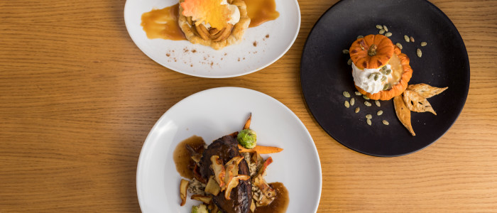 Taste the Flavors of Fall: Special Recipes from Beverly's Chef Jim Barrett