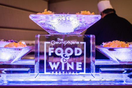 It's a Wrap: Coeur d'Alene Food & Wine Festival Ends with a Bang!