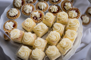 With so many fun dessert options to try, brides are branching away from the traditional wedding cake!