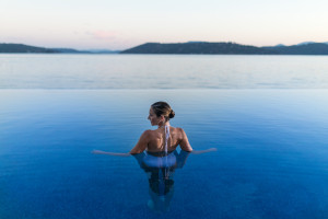 The Coeur d'Alene Resort Delights Northwest Residents by Turning Their Infinity Pool into a Giant Hot Tub This January!