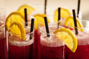 Drink - Huckleberry Lemonade
