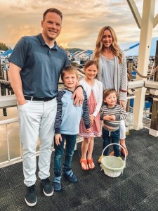 The Morscheck Family's Easter Staycation was one to remember!