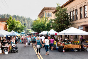 Summer's here and that means the return of the Kootenai Farmer's Market!