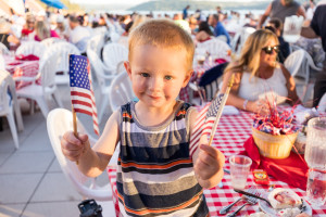 There's no better place to celebrate the 4th of July than Lake Coeur d'Alene!
