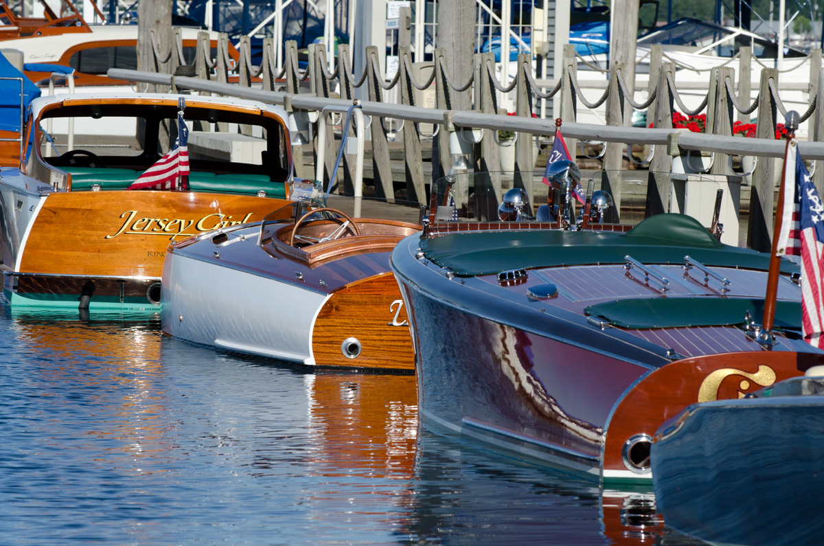 Summer Is Winding Down But The Annual Classic Boat Show Is Starting