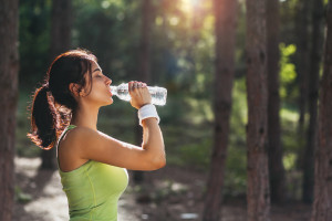 Stay healthy, happy & hydrated!
